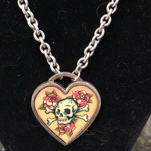 Love this Iconic Ed Hardy necklace!